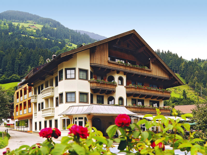 Tirol, Ferienhotel Neuwirt vom 2016-08-31 bis 2016-09-03, für 171,- Euro p.P.