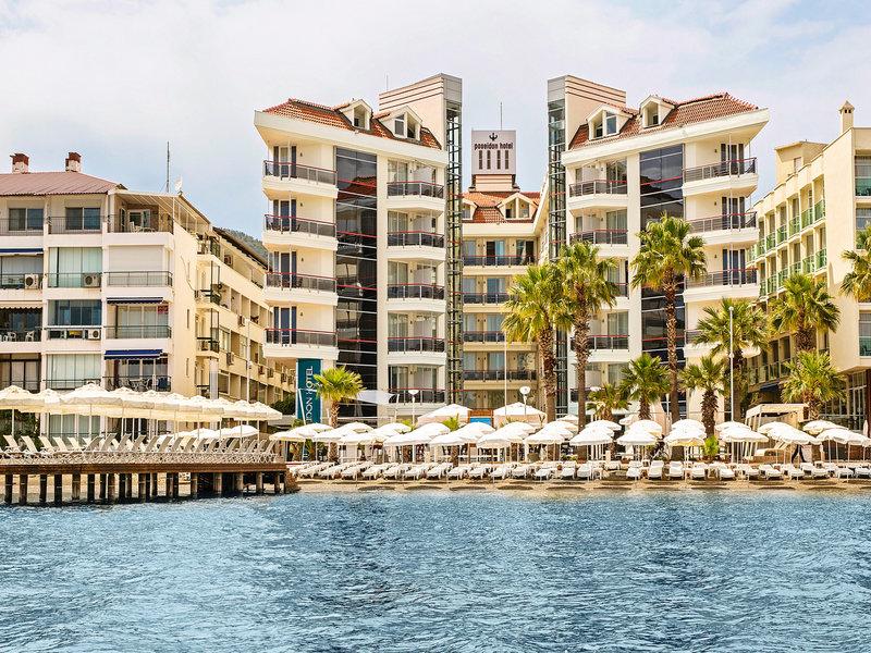 Türkische Ägäis, Hotel Poseidon vom 2016-09-09 bis 2016-09-16, für 342,- Euro p.P.