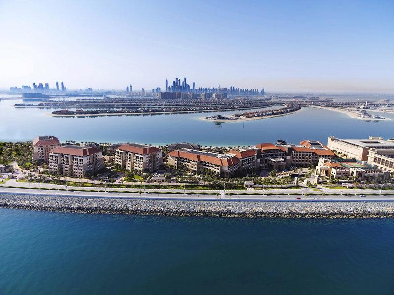 Dubai, Sofitel Dubai The Palm Resort and Spa vom 2016-06-04 bis 2016-06-11, für 931,- Euro p.P.