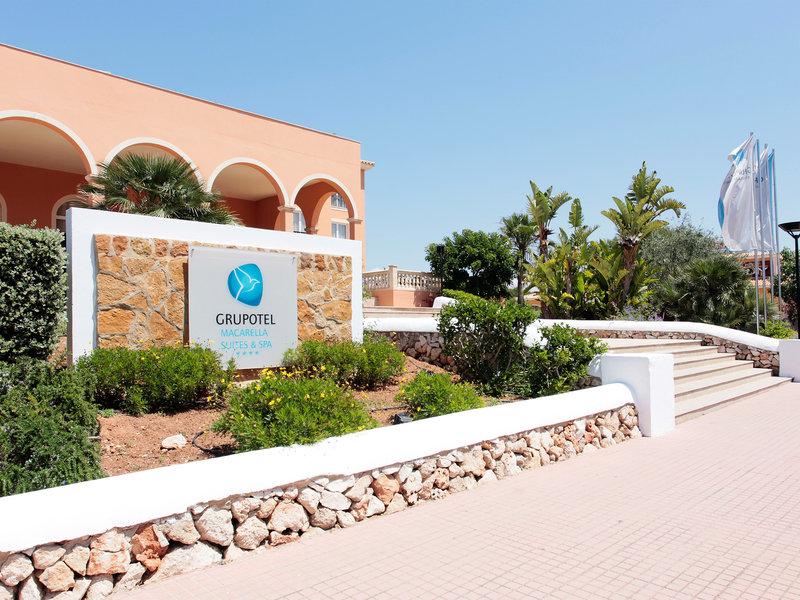 Menorca, Grupotel Macarella Suites & Spa vom 2016-05-01 bis 2016-05-08, für 491,- Euro p.P.