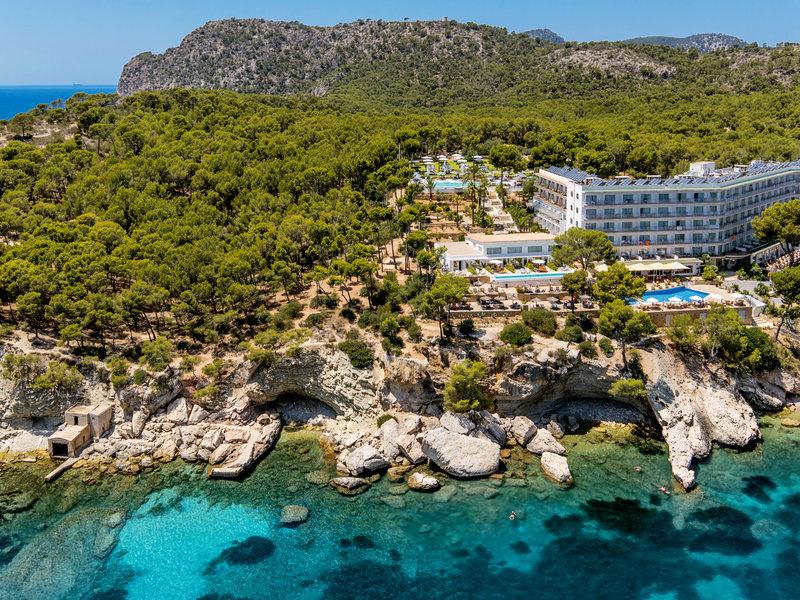 Paguera, Hotel Coronado Thalasso Spa vom 2016-07-04 bis 2016-07-11, für 622,- Euro p.P.