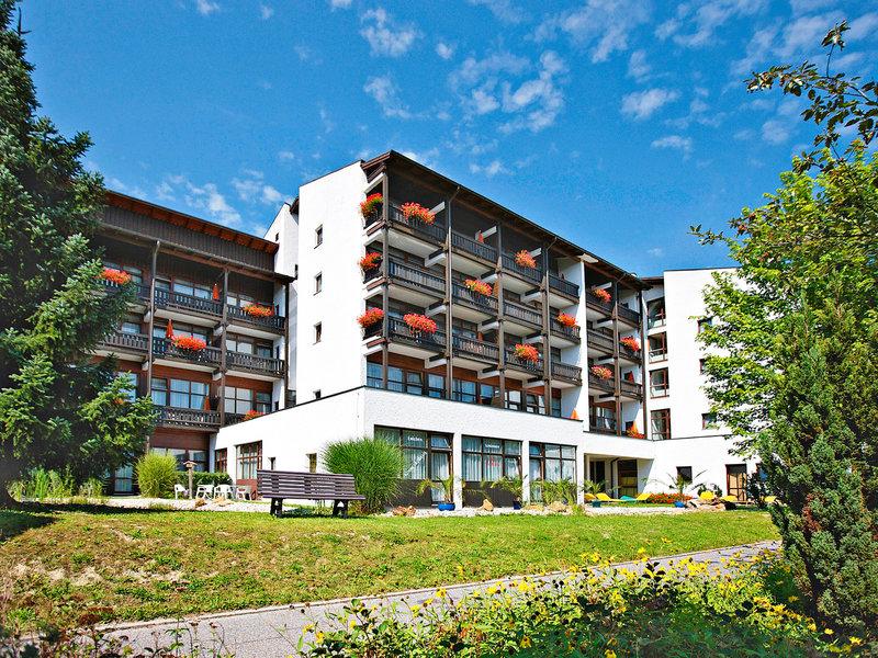 Bayern, Aktiv Vital Hotel Residenz vom 2016-06-05 bis 2016-06-06, für 46,- Euro p.P.