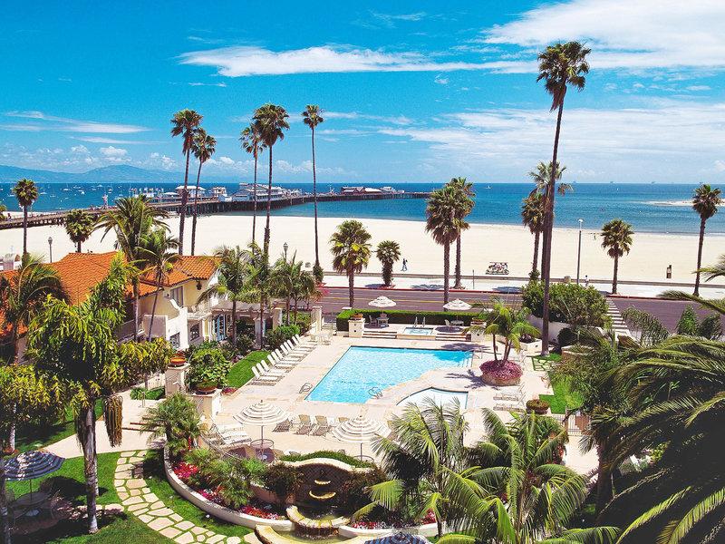 Santa Barbara, Harbor View Inn vom 2016-12-06 bis 2016-12-09, für 435.86,- Euro p.P.