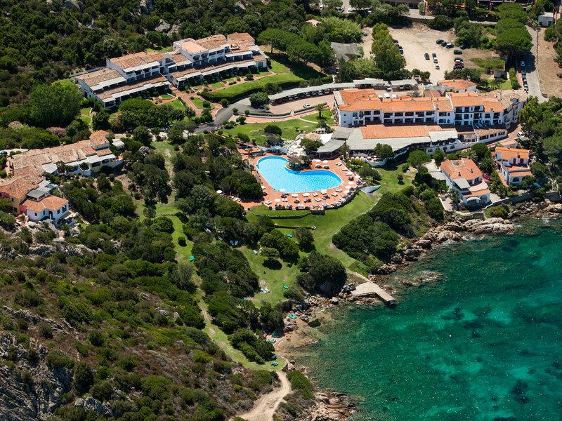 Baja Sardinia, Hotel La Bisaccia vom 2016-09-30 bis 2016-10-07, für 1011,- Euro p.P.