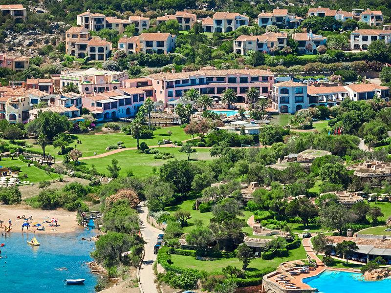 Porto Cervo, Hotel Le Palme vom 2016-09-30 bis 2016-10-07, für 794,- Euro p.P.