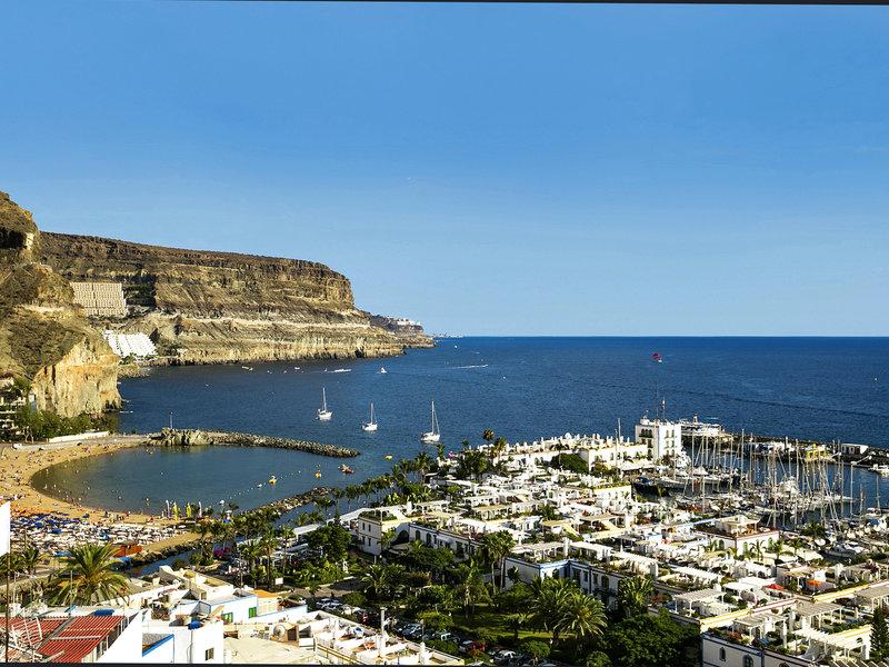 Gran Canaria, Appartements THe Puerto de Mogan vom 2016-06-22 bis 2016-06-29, für 428,- Euro p.P.