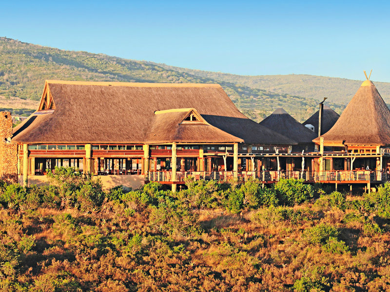 Albertinia, Garden Route Game Lodge vom 2016-09-26 bis 2016-09-27, für 76,- Euro p.P.