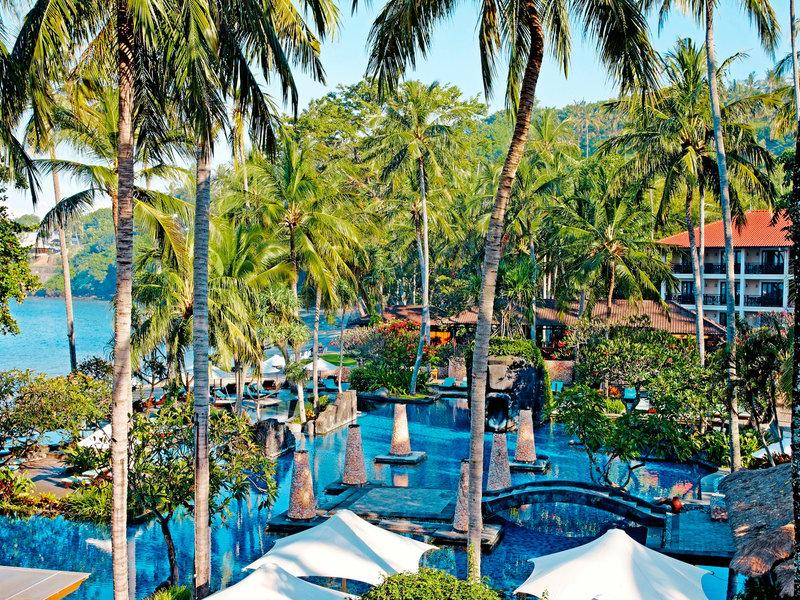 Lombok, Sheraton Senggigi Beach Resort Lombok vom 2016-10-24 bis 2016-10-25, für 58.32,- Euro p.P.