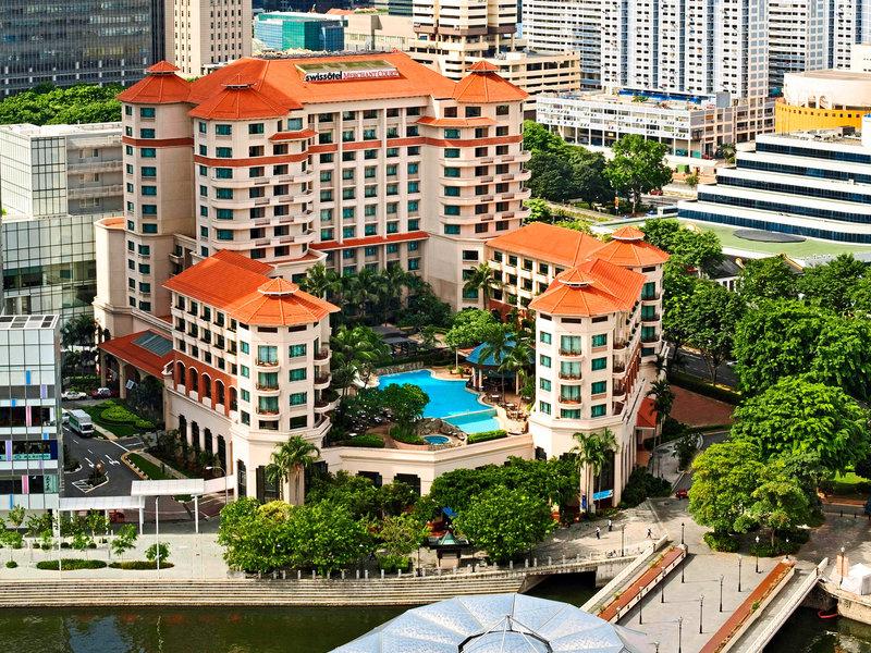 Singapur, Swissotel Merchant Court vom 2016-09-04 bis 2016-09-11, für 1267.08,- Euro p.P.