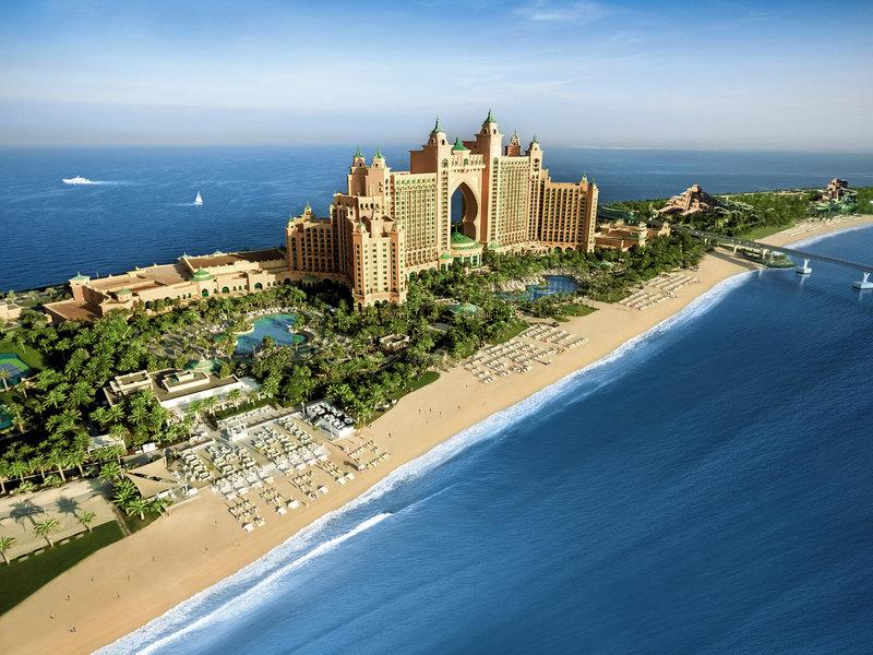 Dubai, Atlantis The Palm vom 2016-09-20 bis 2016-09-24, für 921,- Euro p.P.