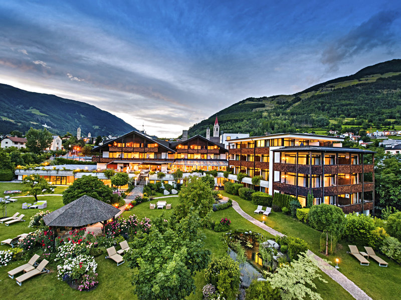 Südtirol, Garberhof Beauty Wellness Resort vom 2016-10-01 bis 2016-10-05, für 384,- Euro p.P.
