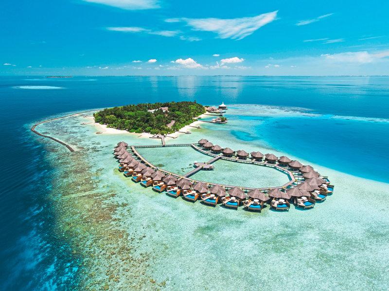 Nord Male Atoll, Baros Maldives vom 2016-06-13 bis 2016-06-20, für 1769,- Euro p.P.