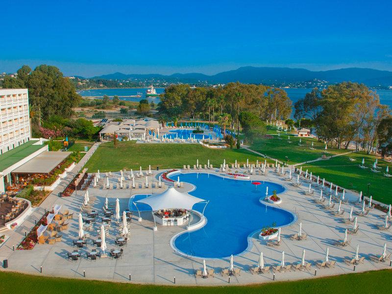 Korfu, FAMILY LIFE Kerkyra Resort vom 2016-10-15 bis 2016-10-22, für 632,- Euro p.P.