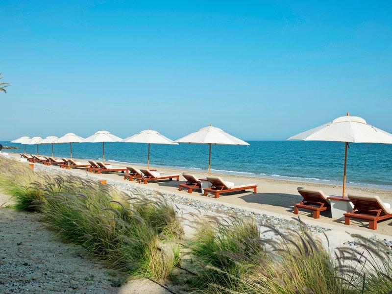 Oman, The Chedi Muscat - A GHM Hotel vom 2016-06-09 bis 2016-06-16, für 1308,- Euro p.P.