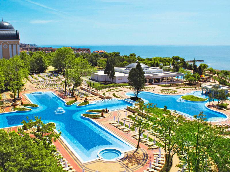 Bulgarische Riviera Süden (Burgas), best FAMILY RIU Helios Paradise vom 2016-07-09 bis 2016-07-16, für 840,- Euro p.P.