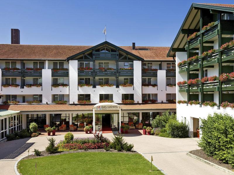 Bayern, Fit.Vital.Aktiv.Hotel Das Ludwig vom 2016-06-11 bis 2016-06-14, für 263,- Euro p.P.