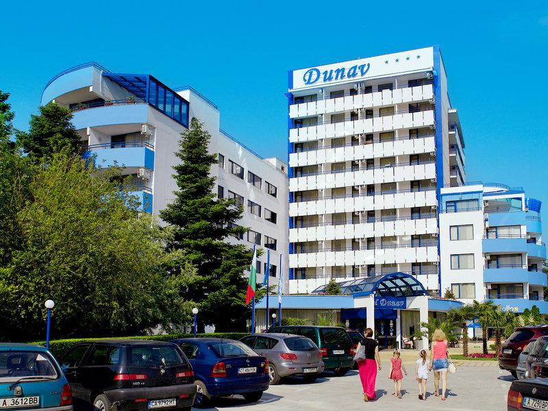Bulgarische Riviera Süden (Burgas), Hotel Dunav vom 2016-06-01 bis 2016-06-08, für 278,- Euro p.P.