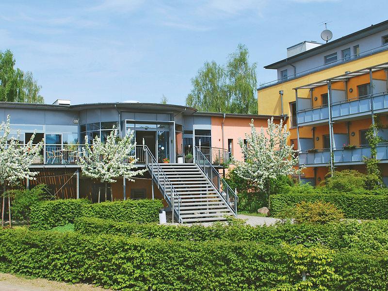 Mecklenburg-Vorpommern, Müritz Strandhotel vom 2016-08-19 bis 2016-08-20, für 62,- Euro p.P.