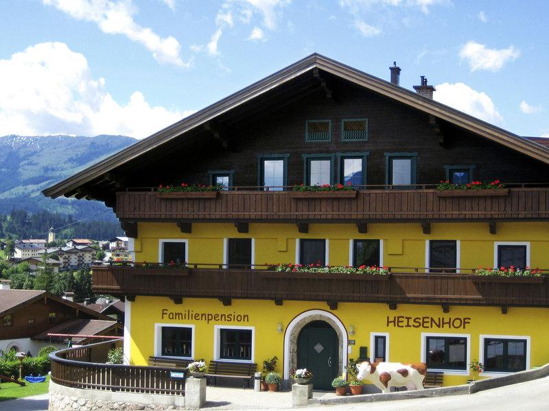 Nordtirol, Familienhotel Heisenhof vom 2016-06-11 bis 2016-06-16, für 188,- Euro p.P.