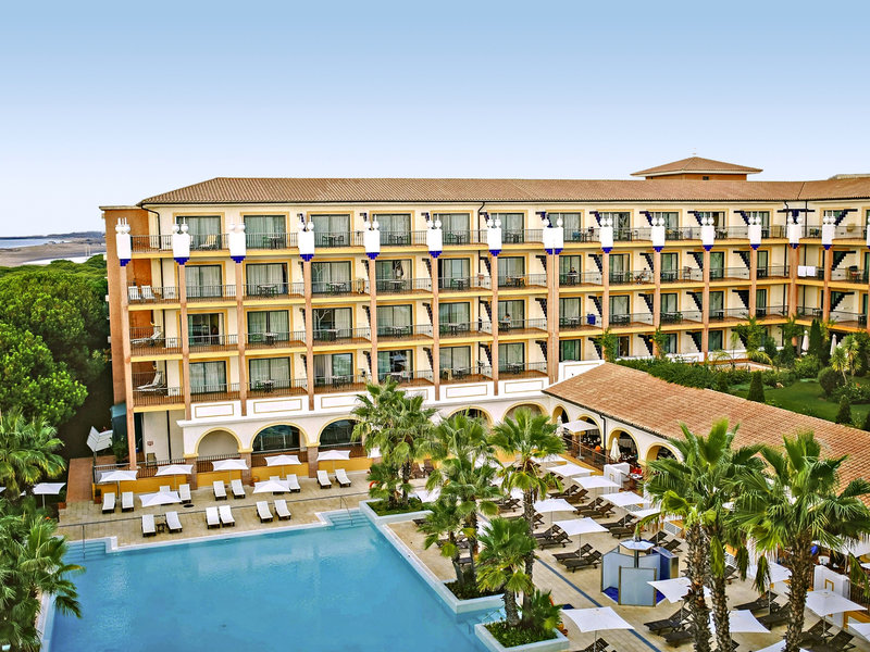 Costa de la Luz, SENSIMAR Isla Cristina Palace und Spa vom 2016-09-18 bis 2016-09-25, für 890,- Euro p.P.