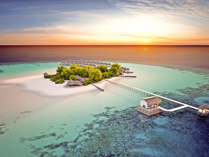 Malediven, Drift Thelu Veliga Retreat vom 2017-04-19 bis 2017-04-26, für 2485,- Euro p.P.