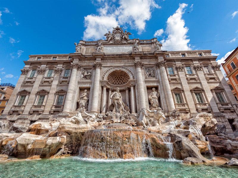 Rom, iQ Hotel Roma vom 2016-08-31 bis 2016-09-01, für 55.16,- Euro p.P.