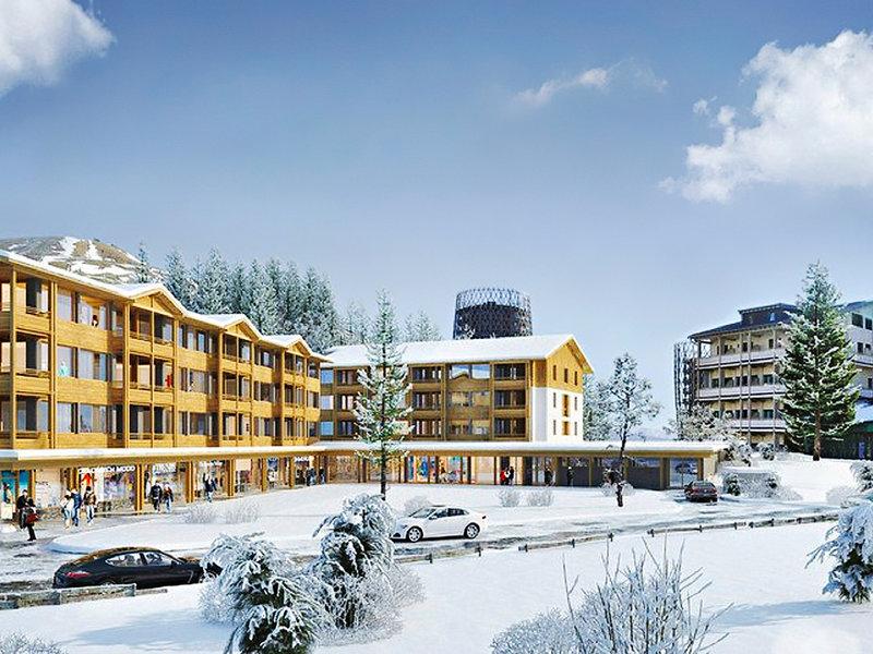 Kärnten, Falkensteiner Hotel Cristallo vom 2016-12-26 bis 2017-01-02, für 1422,- Euro p.P.