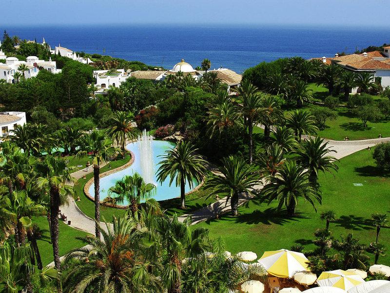 Algarve, Vila Vita Parc Resort und Spa vom 2016-10-09 bis 2016-10-10, für 464.71,- Euro p.P.
