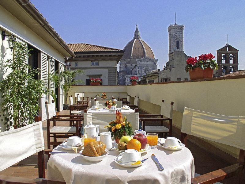 Florenz        inkl. Flug, Hotel Laurus al Duomo vom 2016-07-03 bis 2016-07-04, für 275.1,- Euro p.P.